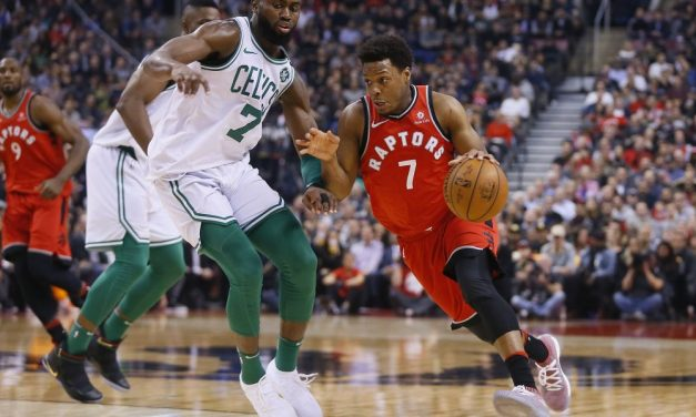Three Takeaways: Raptors 113, Celtics 101