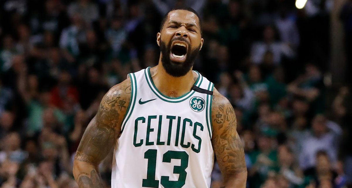 Why Marcus Morris is Starting the Season Hotter Than Ever
