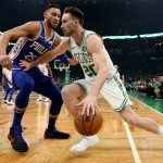Gordon Hayward Pleases Boston Faithful in Return