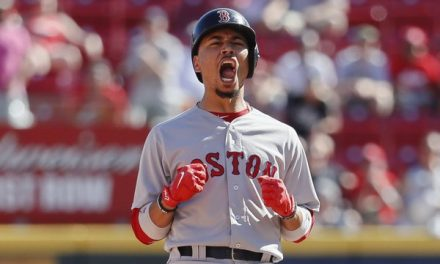 Mookie Betts Should Not Play Second Base in the World Series