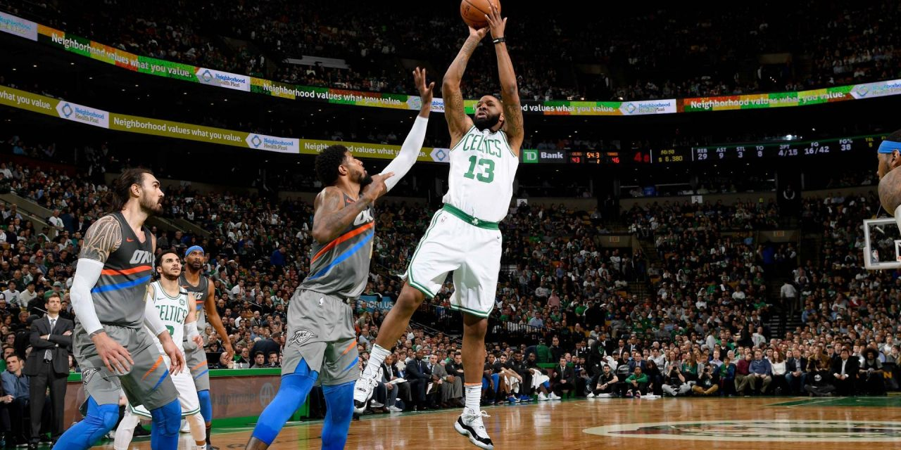 Three Takeaways: Celtics 101, Thunder 95