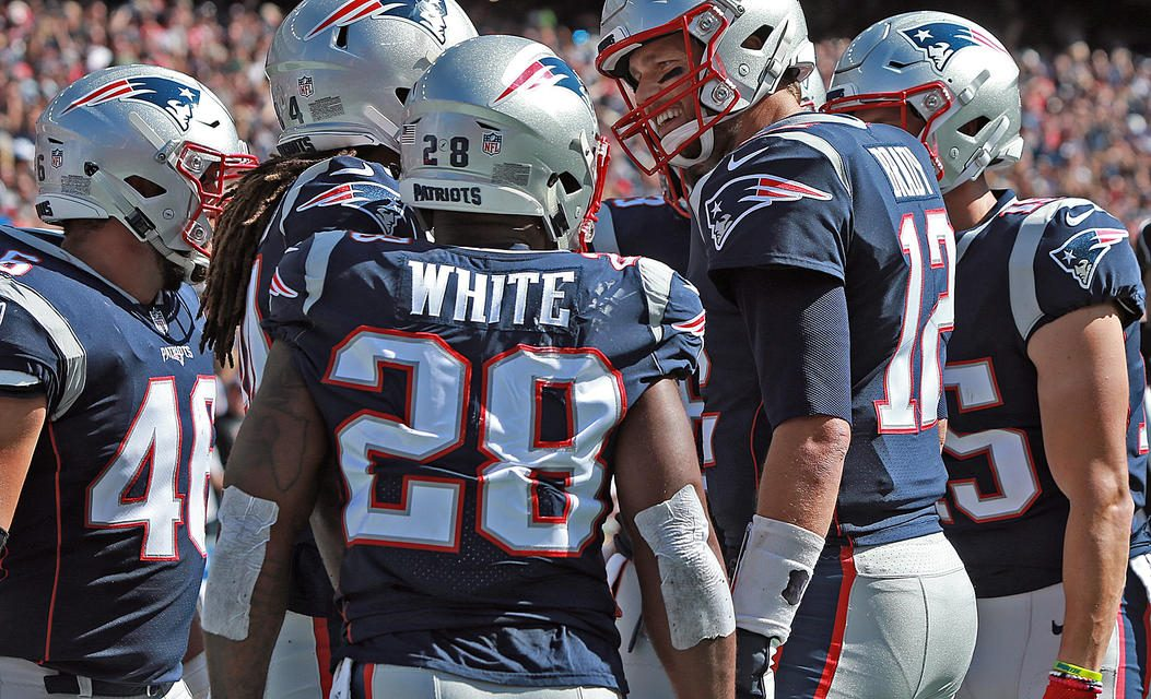 Patriots Film Study: Pats Pound Dolphins in Miami