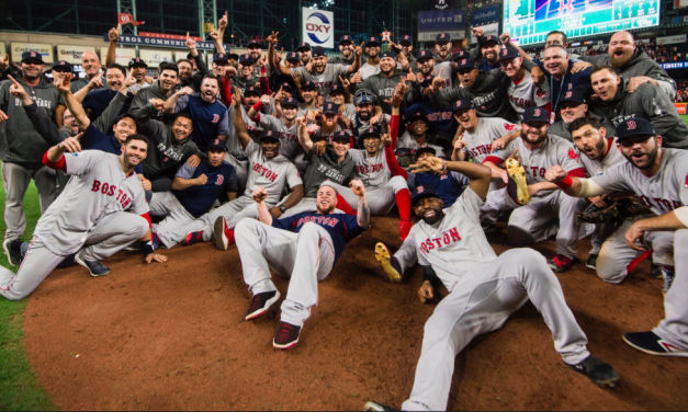 The Boston Red Sox Are Your 2018 AL Champs