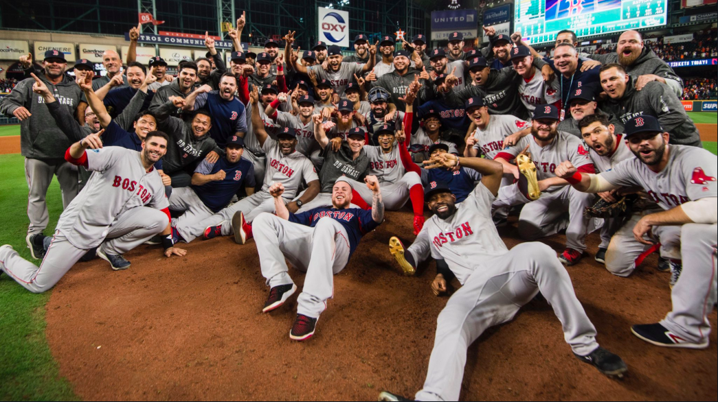 Red Sox' Twitter account claps back at Alex Bregman after ALCS win