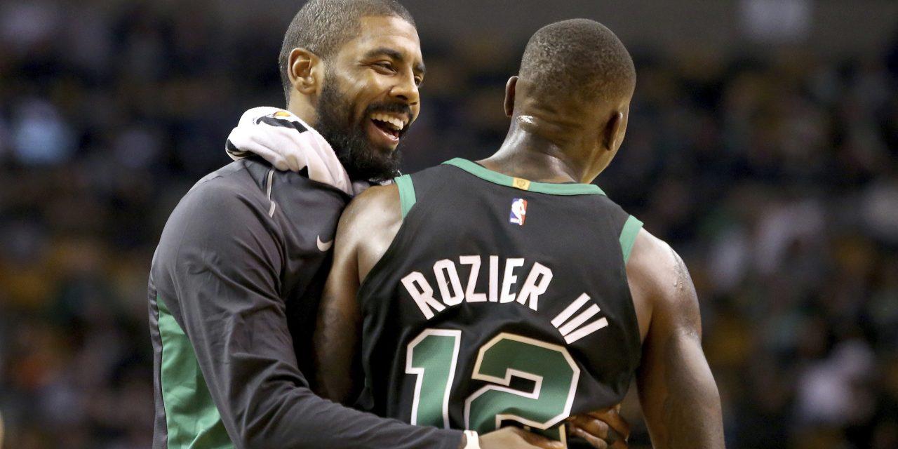 Celtics: What, Me Worry?