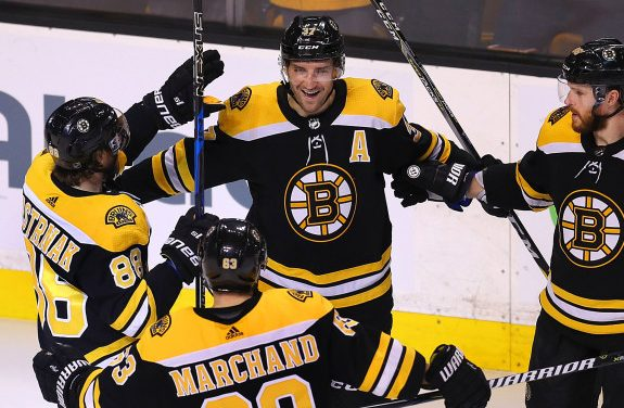 Bruins Opening Night Preview