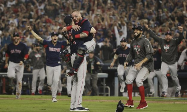 The 2018 World Series Champion Boston Red Sox Will Go Down As Legends.
