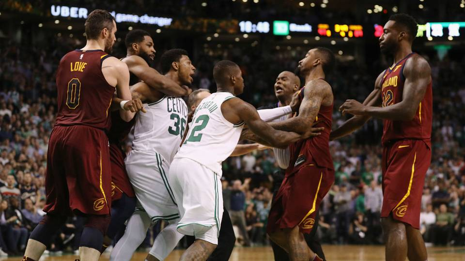 Marcus Smart is Already Making Enemies