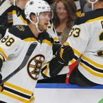 Boston Bruins win 4-1 against Ottawa
