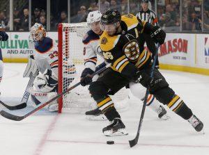 Bruins second line