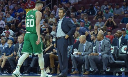 Positives of Gordon Hayward on Celtics second unit
