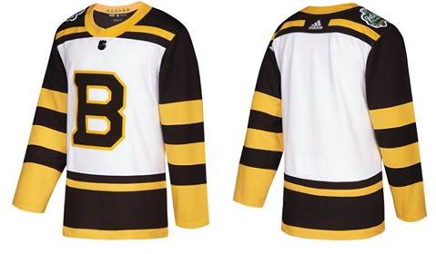 the latest afd13 3edc2 Boston Bruins Winter Classic Jersey