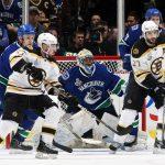 Game Preview: Boston Bruins vs. Vancouver Canucks