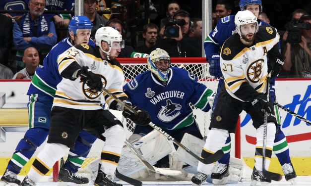 Game Preview: Boston Bruins vs. Vancouver Canucks