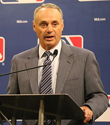 Support Rob Manfred: Contact The MLBPA About Pace Of Play