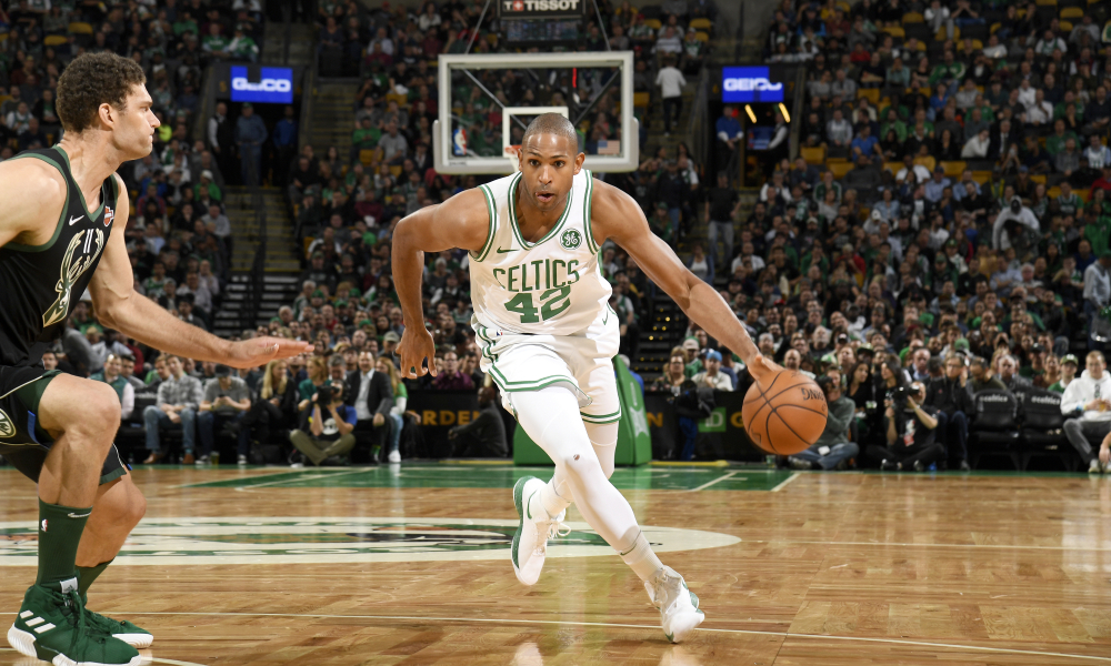 How Much Is Horford Responsible for Boston's Average Start?