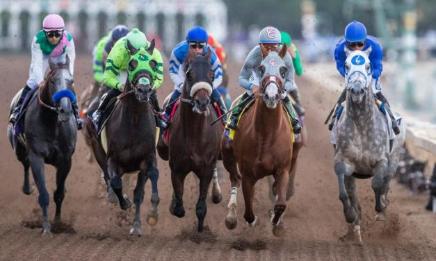 Recalling Thunderstorm: Best 5 From The Last Year's Breeders Cup