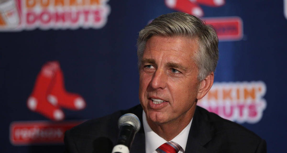 Red Sox Offseason Lacking Fireworks…And That's Okay