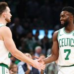 Boston Celtics Hellos and Goodbyes