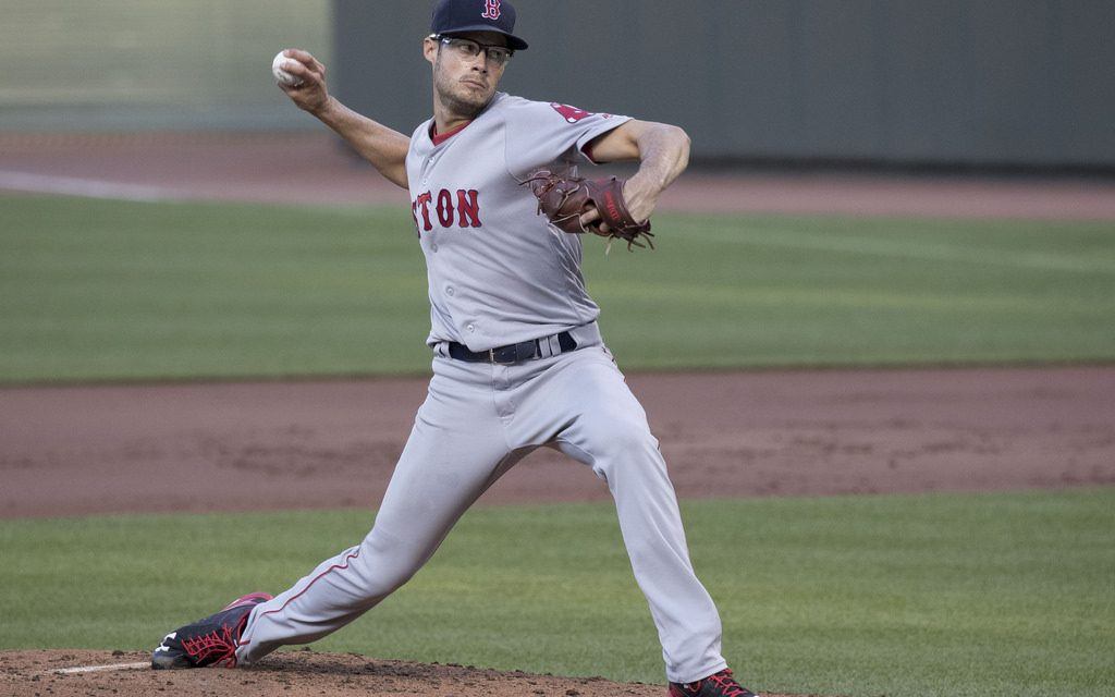 Could Joe Kelly be the next Red Sox Closer?