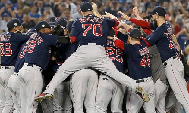 World Champions: How the Red Sox Persevered​
