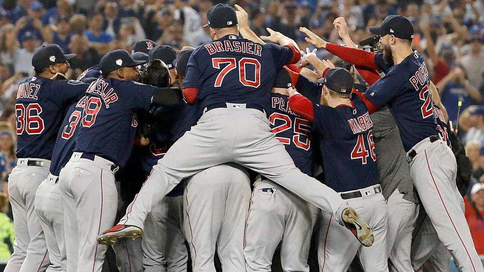 World Champions: How the Red Sox Persevered