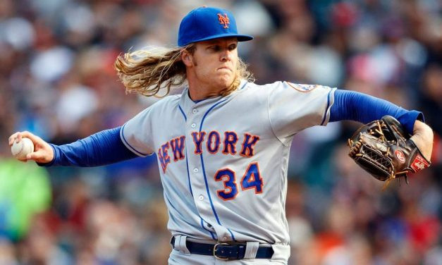 Should The Red Sox Go After Noah Syndergaard?
