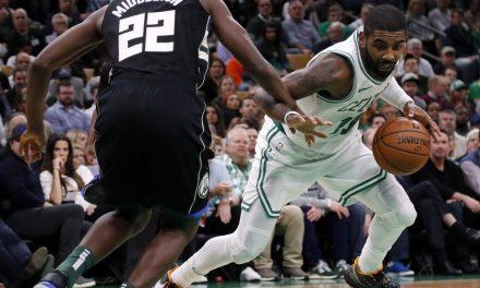Celtics Beat Bucks 117-113 in Eastern Conference Showdown