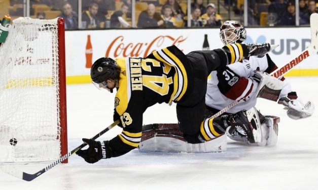 Game Preview: Boston Bruins vs Arizona Coyotes