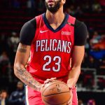 Anthony Davis Would be Money in Green