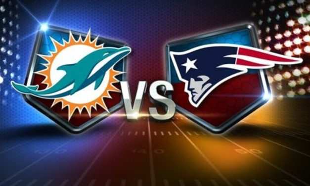Patriots-Dolphins Preview