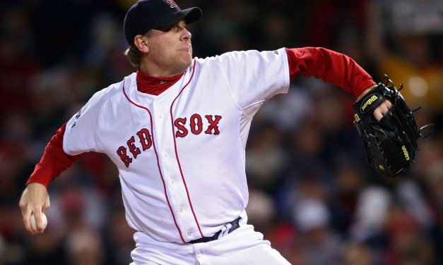 Curt Schilling Belongs In The Hall Of Fame