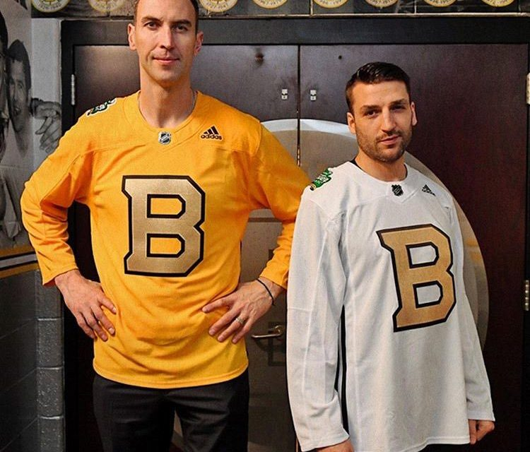 Bruins going Gold for Notre Dame