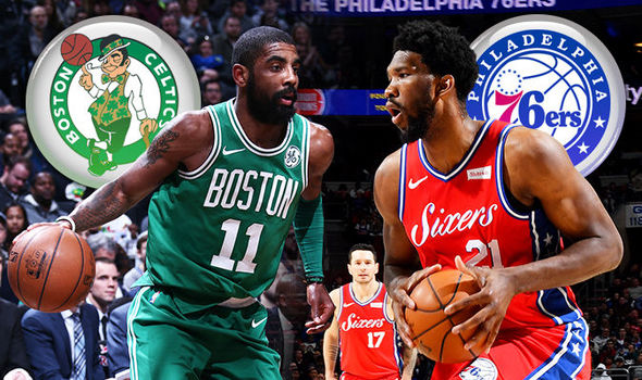 Christmas Hoops: Sixers Battle Celtics in Boston