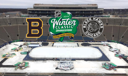 2019 NHL Winter Classic Preview