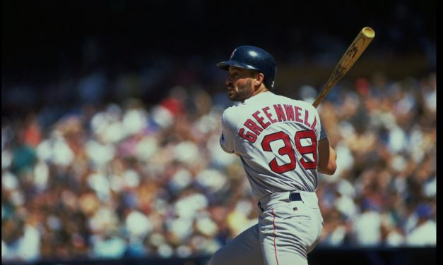 The Greatest Red Sox Legends by Uniform Number: 36-40