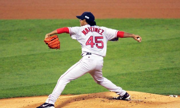 The Greatest Red Sox Legends by Uniform Number: 41-45