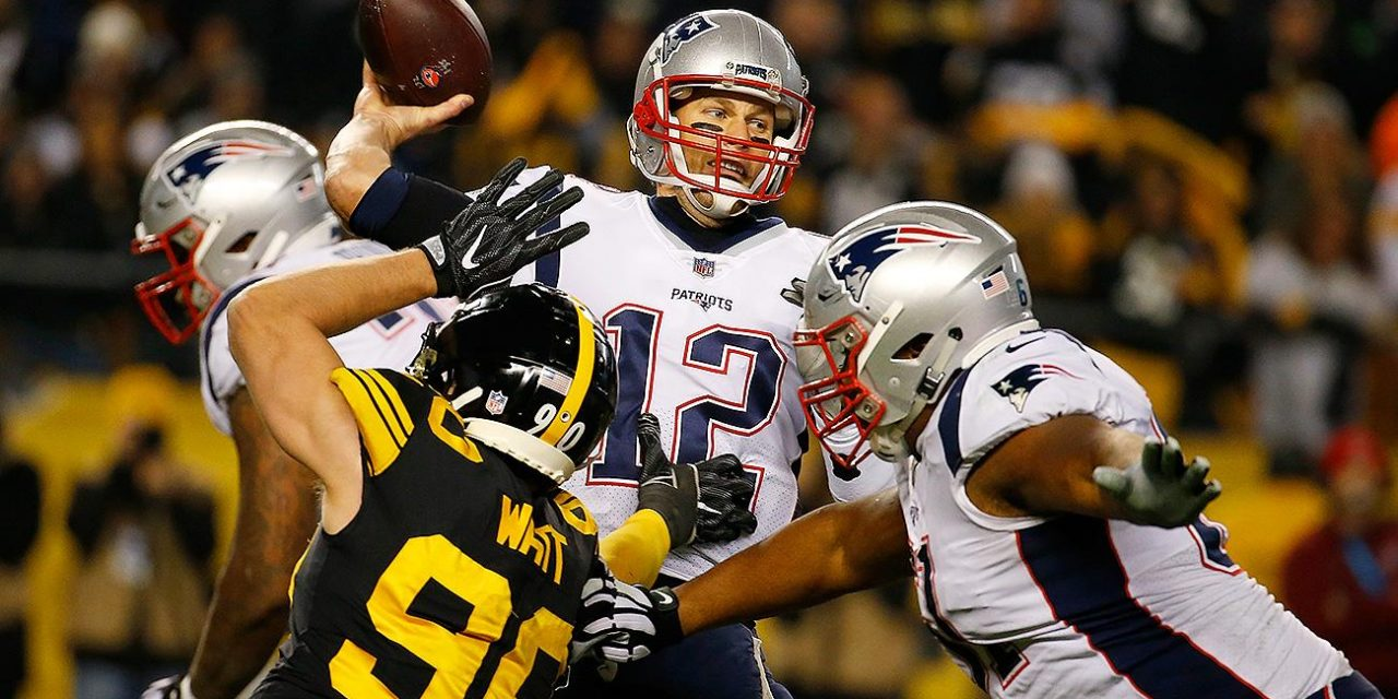 Steelers, Patriots Week 1 showdown is a Game of the Year candidate