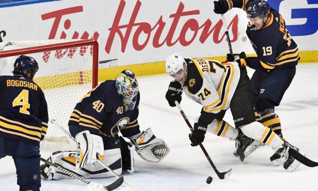 Game Preview: Bruins vs Buffalo