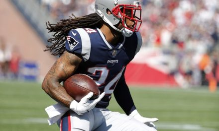 Stephon Gilmore named First Team All Pro