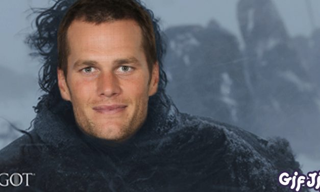 Tom Brady is Jon Snow, Not The Night King