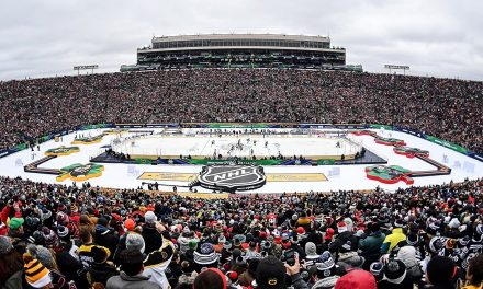 Bruins beat Blackhawks in Winter Classic