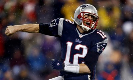 Playing in January is a normalcy for Tom Brady