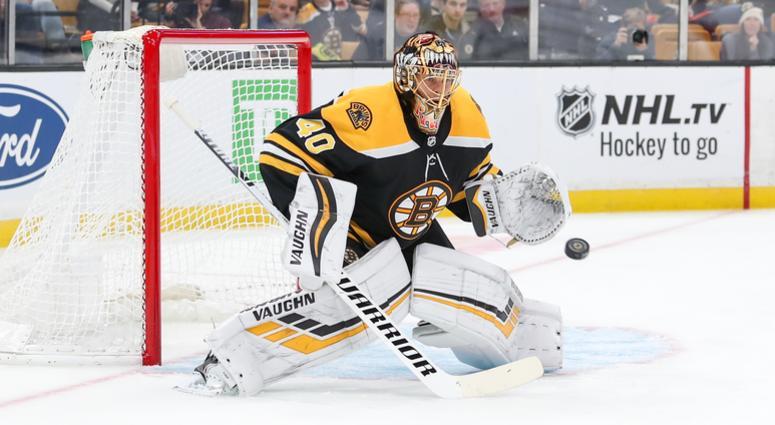 Boston Bruins Tuukka Rask