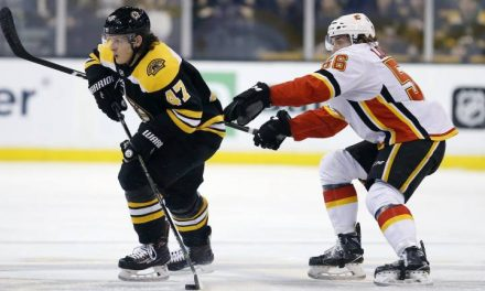 Game Preview: Boston Bruins vs Calgary Flames