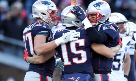 The Patriots love being the underdog