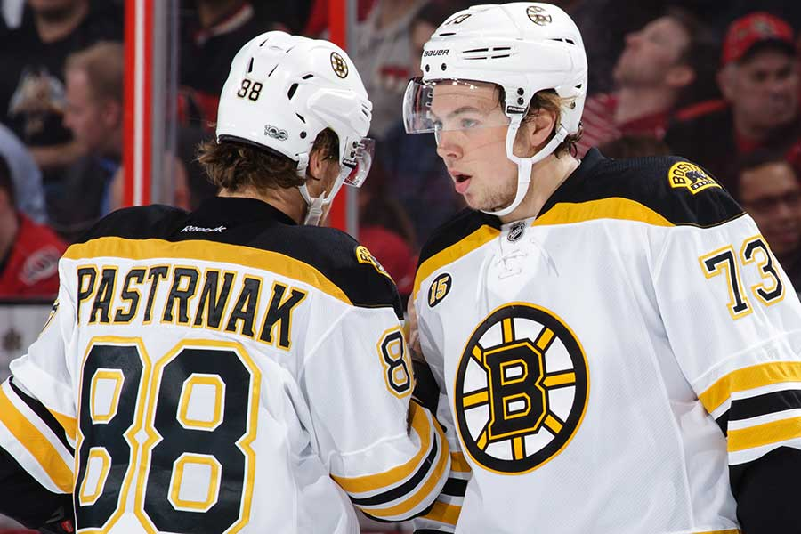 State Of The Bruins At Mid Season