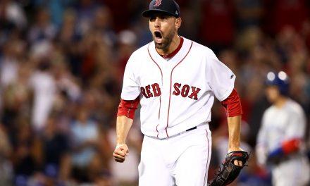 Meet Matt Barnes: Red Sox Closer