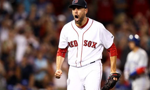 Meet Matt Barnes: Red Sox Closer
