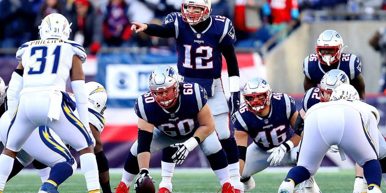 Tom Brady is not falling off a cliff